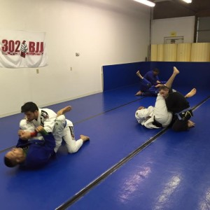 Brazilian Jiu Jitsu Training in Northern Delaware