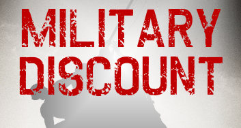 Military Discount for 302BJJ and 302TacOps
